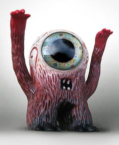 Eyeball Creep, www.limon-art.com