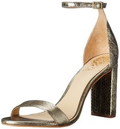 8c816b3736fb Vince Camuto Women s Mairana Dress Sandal