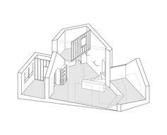 Shop and Exhibition Space / Atelier M3a Architectes | AA13 – blog – Inspiration – Design – Architecture – Photographie – Art