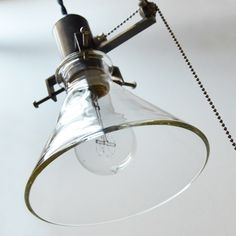 Machine Shop | Lawrence Pulley | Product 006 - handcrafted lights from Machine Shop Lighting in Austin