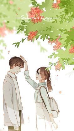 Anime Girls, Anime Art Girl, Manga Art, Manga Anime, Cute Couple Art, Anime Love Couple, Cute Anime Couples, Sweet Couples, Manga Couple