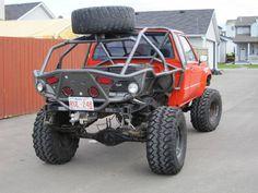 Canadian 2nd gen Toyota crawler