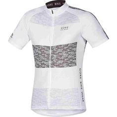 GORE Element, Limited Edition Short Sleeve Jersey-White-Small