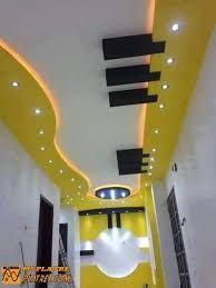 Faux plafond moderne 2013 decor platre pinterest for Decoration platre couloir