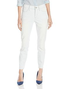 NYDJ Womens Angie Super Skinny Ankle Jeans Sterlington 16 * Click on the image for additional details.