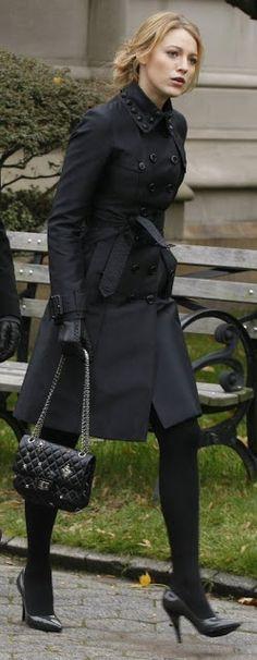 Serena van der Woodsen style: O Brother, Where Bart Thou? http://fashionbagarea.blogspot.com/  #chanel #handbags #bags #fashion women chnael 2015 bags are under $159