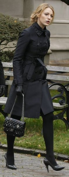 Serena van der Woodsen style: O Brother, Where Bart Thou? http://fashionbagarea.blogspot.com/  #chanel #handbags #bags #fashion women chnael 2015 bags are under $159