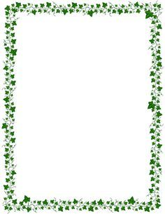 Free vine border templates including printable border paper and clip art versions. File formats include GIF, JPG, PDF, and PNG. Vector images are also available. Page Borders Free, Page Borders Design, Borders For Paper, Borders And Frames, Certificate Border, Printable Border, Vine Border, Free Printable Stationery, Border Templates