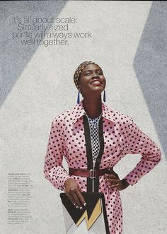 Lucky magazine September 2013