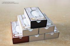 Papier und Stempelzauber: Taschentücher Boxen