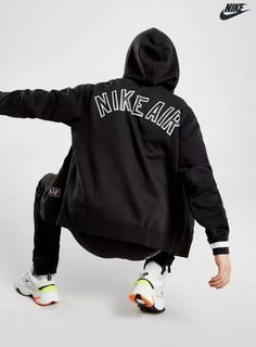 ff60cb6fd23 Zip up in a legendary street look with this men s Air Full Zip Hoodie from  Nike