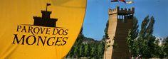 Passageiros da Aigle Azur com entada gratuita no Parque dos Monges em Alcobaça