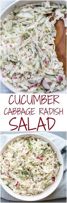 cabbagecucumberradishsalad More