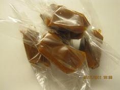 Kermaisen pehmeät karamellit