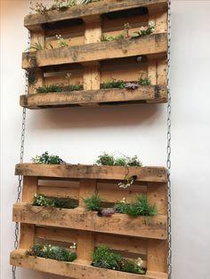 Leuk idee voor aan de muur