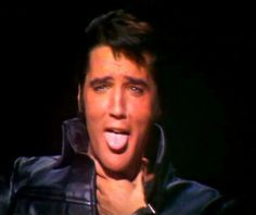 1968 12 03 The special  Elvis was aired over NBC TV  los Angeles