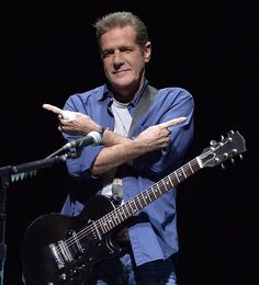 Glenn Frey - R I P - 2016. Thank you for the great music.