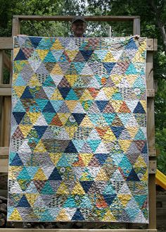 Triangle Jungle - Complete by Cut To Pieces, via Flickr