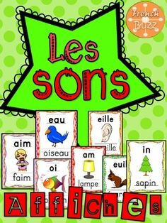 How To Learn French Classroom French Flashcards, French Worksheets, French Teaching Resources, Teaching French, Teaching Spanish, Word Work Activities, Teaching Activities, Teaching Tools, French Lessons