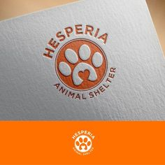 Exciting logo for the Hesperia Animal Shelter needed! by Hoppi