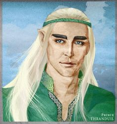 Prince Thranduil (by nastasija999)