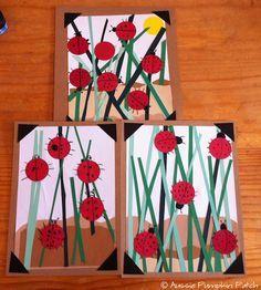 Aussie Pumpkin Patch zeigt ein schönes Projekt, bei denen Kinder den Umgang mit Schere und Klebstoff üben und am Ende ein schönes Bild haben. So einfach geht es: Grüne Papierstreifen weiterlesen →
