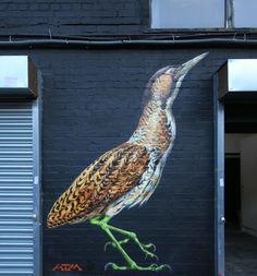 graffiti artist ATM