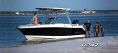 New 2013 - Robalo Boats - R247