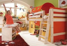 Furniture, Home Decor, Kids, Minimalist, Child Room, Timber Wood, Homes, Young Children, Decoration Home