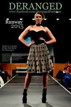Polka-Dot Betty by Deranged Runway 2015, Sustainable Fashion, Polka Dots, Ballet Skirt, House Styles, Skirts, How To Wear, Fashion Design, Shopping