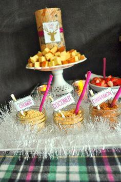 Shannanigans: A Trifle Bar!