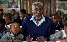 O Aluno/Uma Lição de Vida (The First Grader, Justin Chadwick, Reino Unido, EUA, Quênia, 2010)