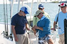 Discover television hosts Captain Tom Rowland and Rich Tudor's fishing secrets right from the home base of the popular Saltwater Experience series! Get #HookedAtHawksCay with exclusive access Sept. 5-7th!