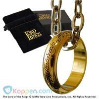 The One Ring - replica - Koppen.com
