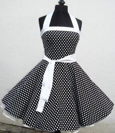 Pýchavka - spodnička, 50s, rockabilly, pin-up tanec, šaty, šaty - návrhář kus historischekostuemwelt na DaWanda