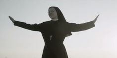 """The amazing and talented singing nun, Sister Cristina, is a huge fan of the Madonna...and the other Madonna.  For her first album, due to release on November 11, the 26-year-old nun has included a cover of """"Like A Virgin,""""  Madonna's racy..."""