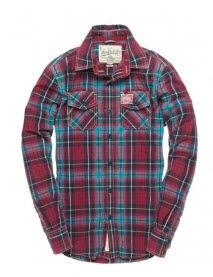 Superdry men's long sleeve Washbasket #shirt