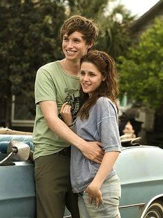 """Kristen Stewart & Eddie Redmayne in """"The Yellow Handkerchief"""""""