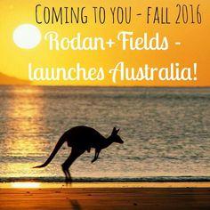 Rodan and Fields growing world wide!  Join my team, you won't regret it!  Https://LindaZ.myrandf.com