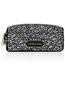Cosmetic Small Bags Stone with Zipper By Victoria Secret -- Continue to the product at the image link. Best Makeup Brushes, Best Makeup Products, Pink Makeup Bag, Makeup Bags, Best Foundation Makeup, Makeup Kit Essentials, Best Teeth Whitening Kit, Cat Eye Makeup, Fashion Bags
