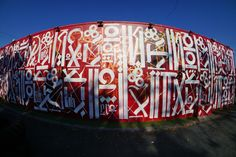 Retna at Wynwood Walls