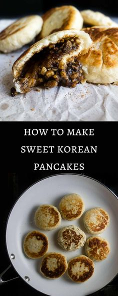 Sweet Korean Pancakes (hotteok). www.wenthere8this.com