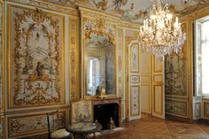 Les grands appartements - Domaine de Chantilly
