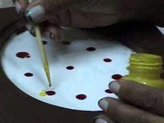 Como hacer una rana en jacarelado para colgar en la pared - Hogar Tv por Juan Gonzalo Angel - YouTube
