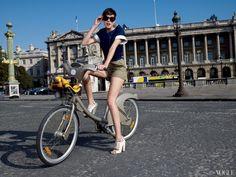 Parisian chic via Vogue Daily