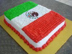 Mexican cake. Viva Mexico!