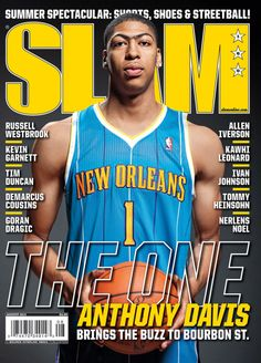 Anthony Davis explodes into the NBA scene with the hopes of becoming nothing short of the best player in basketball.