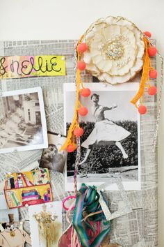 Heart Handmade UK: Bright Colours and Moodboard Inspiration | Frieda and Nellie