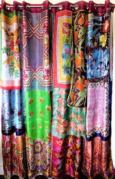 VIENNA WAITS For YOU Bohemian Gypsy Curtains by BabylonSisters