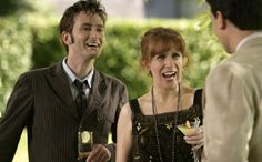 Doctor Who 4x07 - The Unicorn And The Wasp